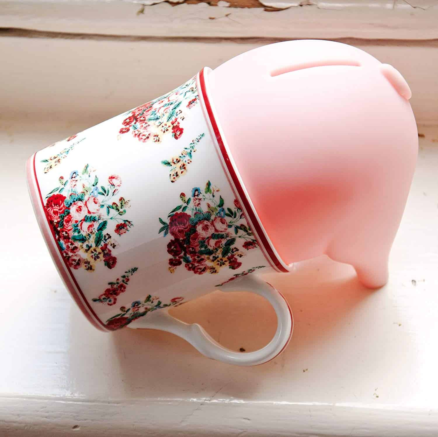 Greedy Pig Money Box
