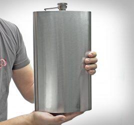 Jumbo Liquor Flask