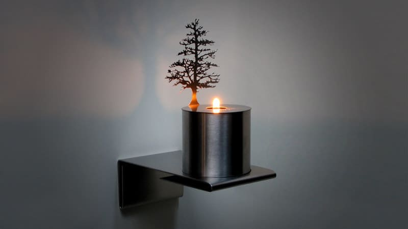 Lumen Tree Oil Lamp