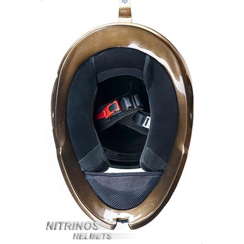 NITRINOS HS-15 Motorcycle Helmet