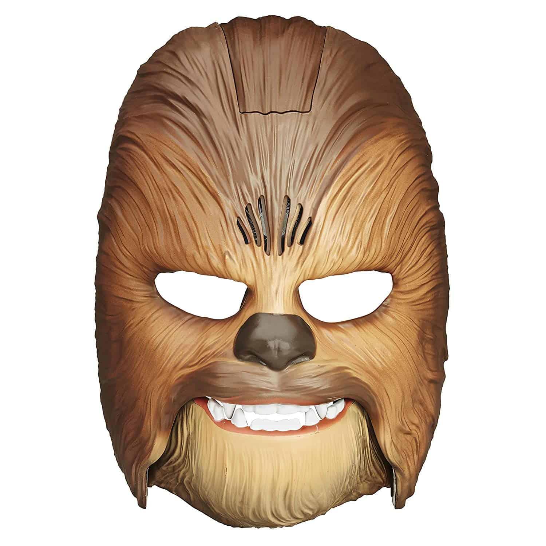 Roaring Chewbacca Wookiee Mask