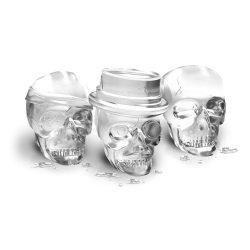 Skull Shaped Ice Mold