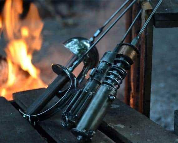 Sword Campfire Roasters