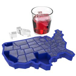 United State Map Ice Cube Tray