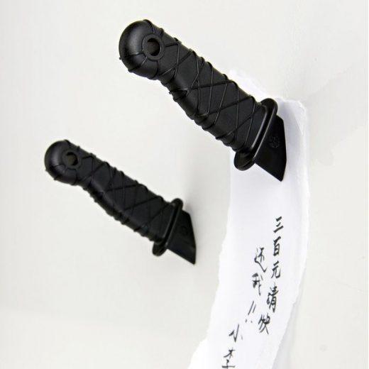 Ninja Dagger Fridge Magnets