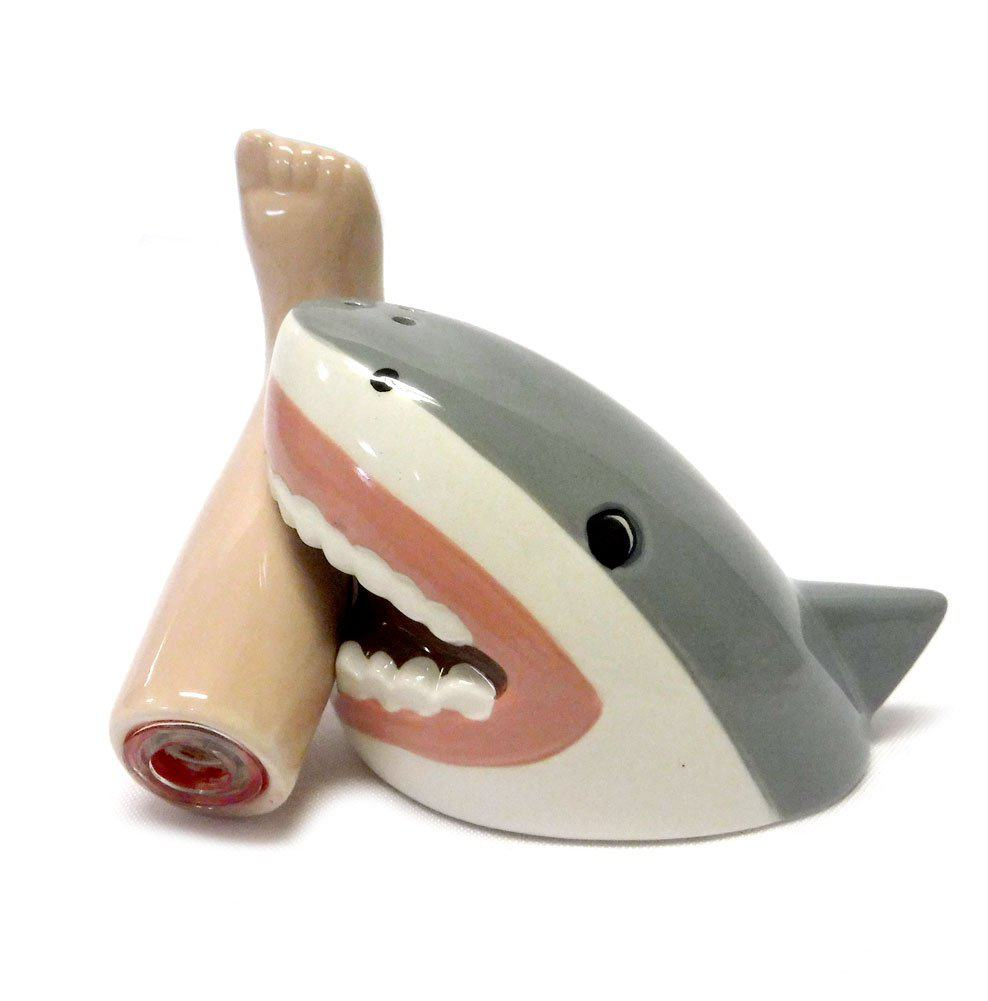 Shark Attack Salt and Pepper Shaker