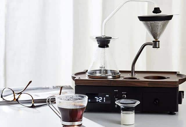 Alarm Clock Coffee Maker