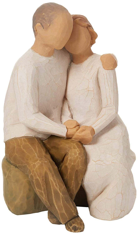 Hand Painted Sculpture Figure