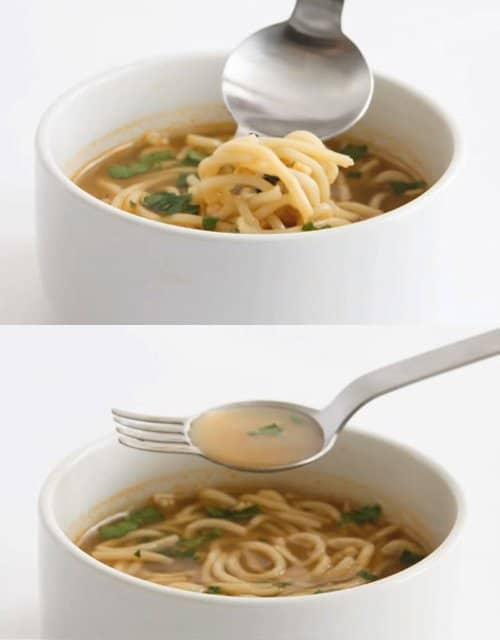 Ramen Spoon & Fork