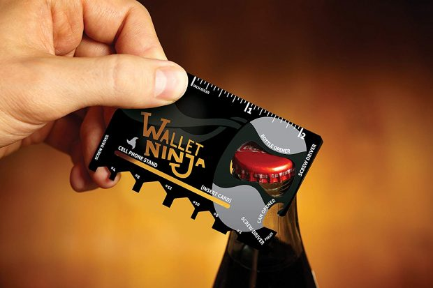 Wallet Ninja Multitool Credit Card
