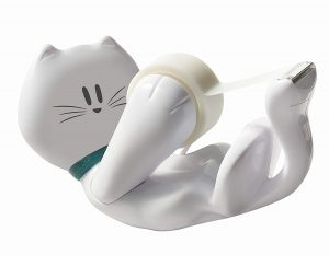 Cute Kitty Tape Dispenser