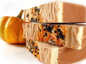 Handmade Pumpkin Soap