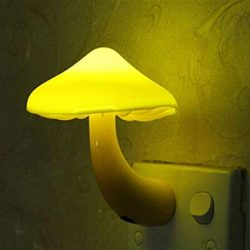 Mushroom Shaped Night Light