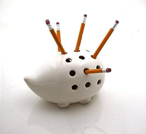 Porcupine Shaped Pen Holder
