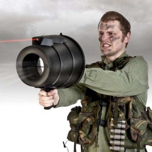 Air Bazooka