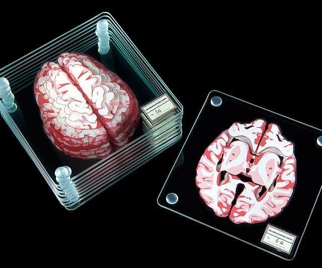 Brain Drink Coasters