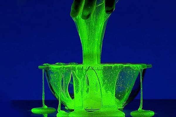 Glowy Slime