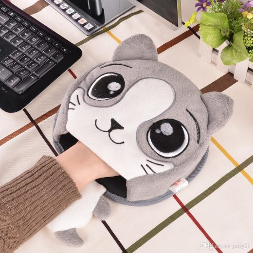 USB Power Heating Mouse Pad