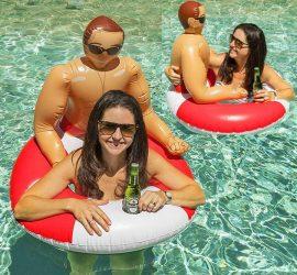 Hunky-Bulky Swim Float