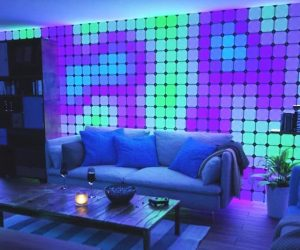 Interactive Color Changing Wall Kit