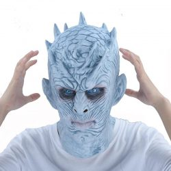 Night's King Halloween Mask