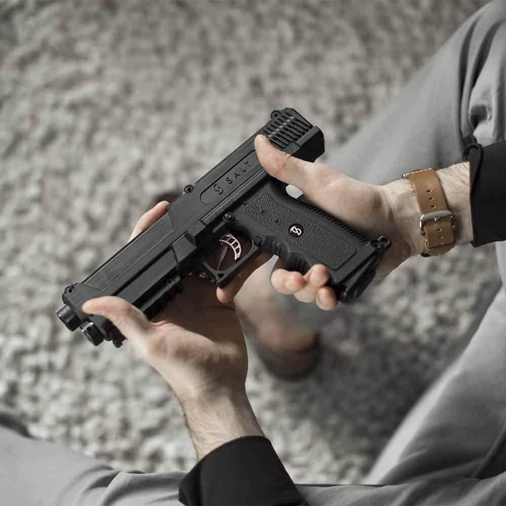 Pepper Spray Self Defense Gun