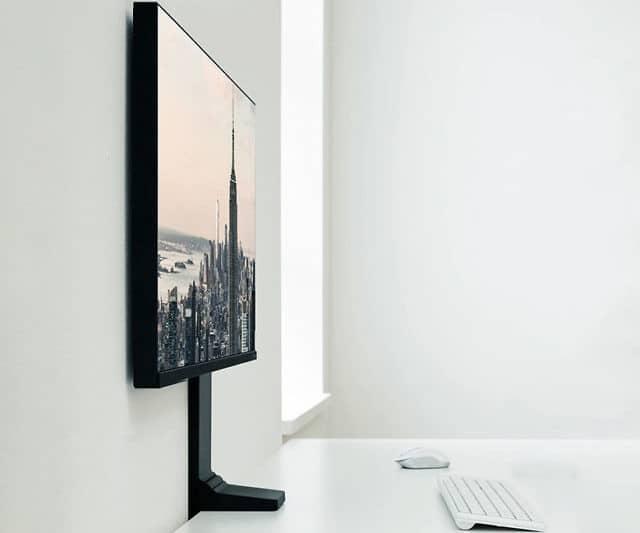 Samsung Flexible UHD Monitor
