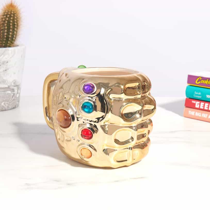 Avengers Infinity Gauntlet Mug