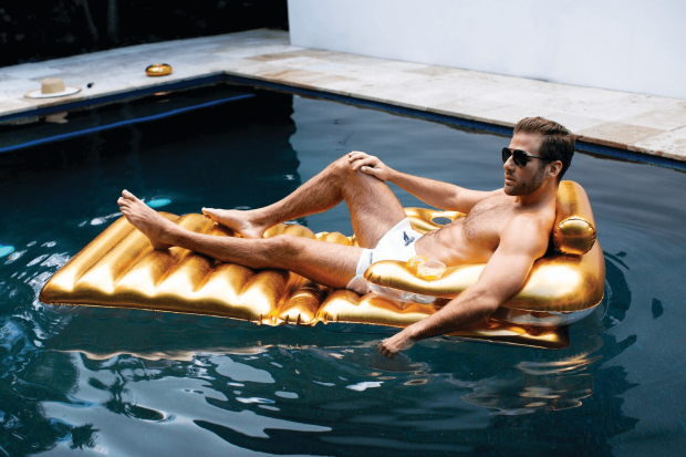 Gold Collection 2-in-1 Pool Lounger