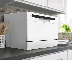 Mini Countertop Dishwasher