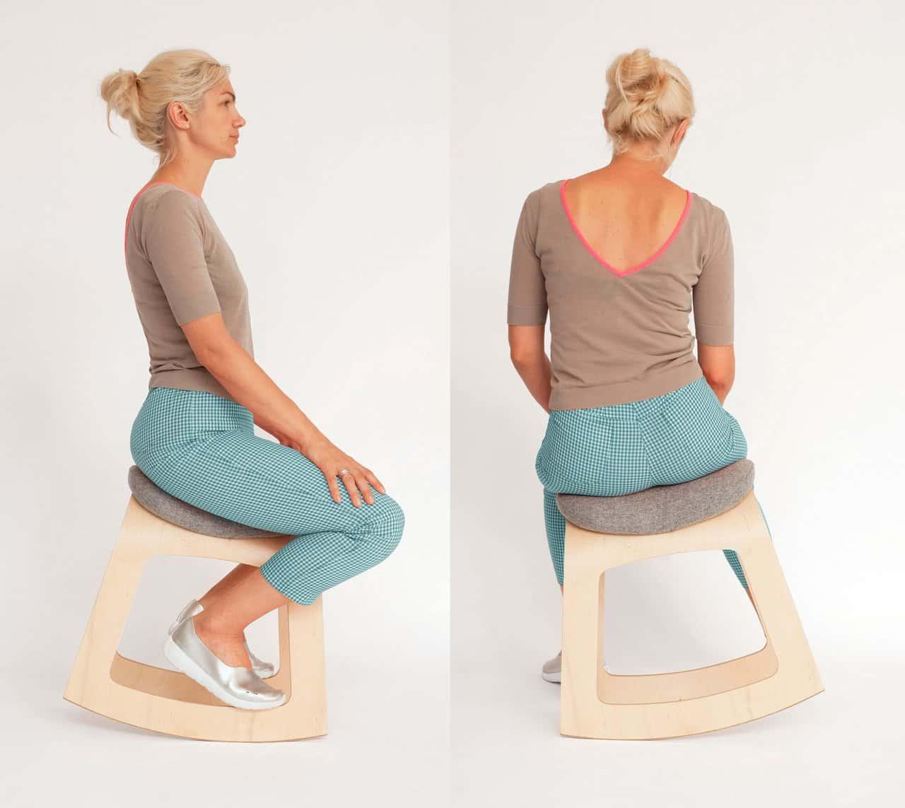 Muista Fidgeting Chair