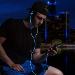 Spark Smart Glow Headphones
