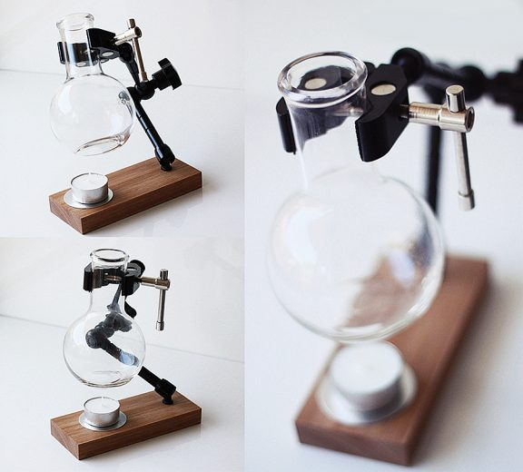 Bunsen Oil Burner Infuser