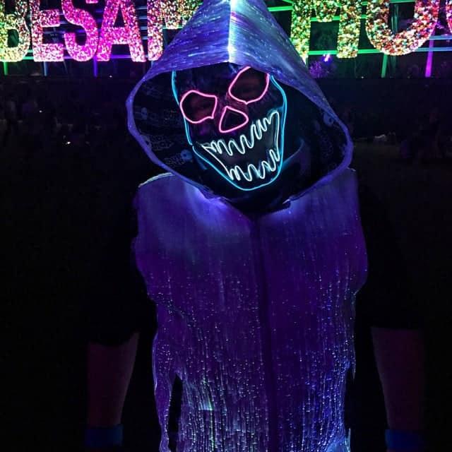Burning Man Hoodie