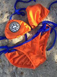 Goku Z-kini Swim Suit