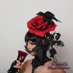 Vampire Raven Queen Costume