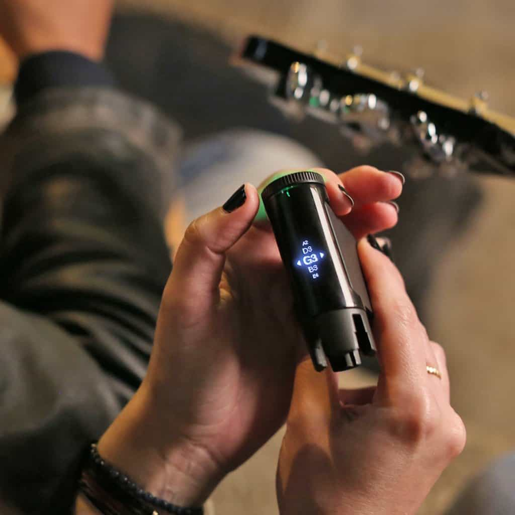 Automatic Smart Guitar Tuner