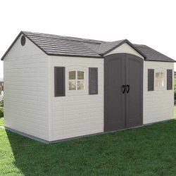Complete Outdoor Storage Shed