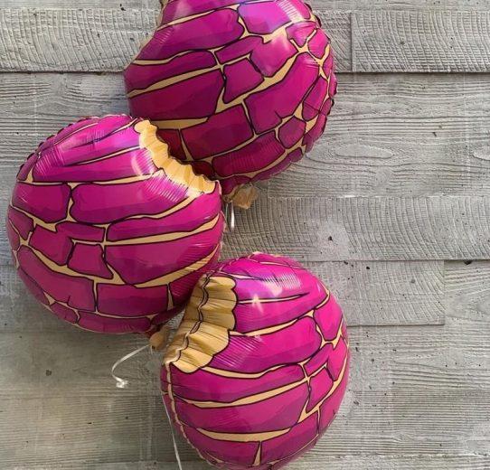 Concha Party Balloons