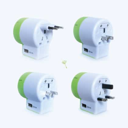 Dandelion Travel Adapter Outlet