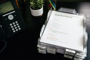 EZSTAX File Organizers