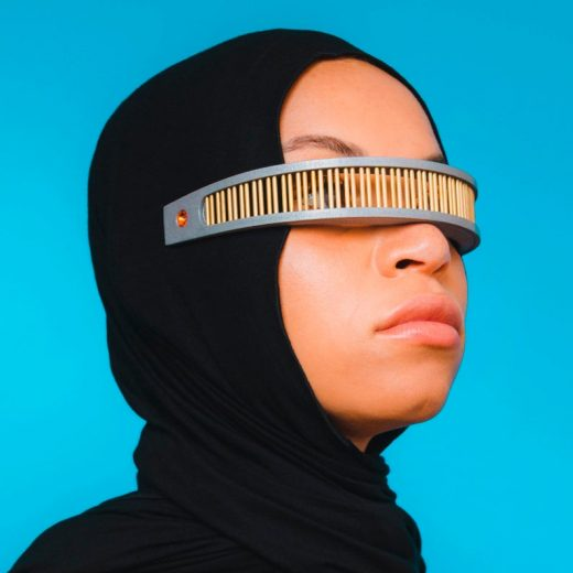 Geordi LaForge Star Trek Visor