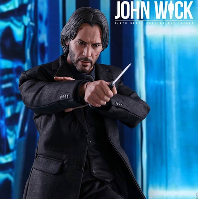 John Wick Figure