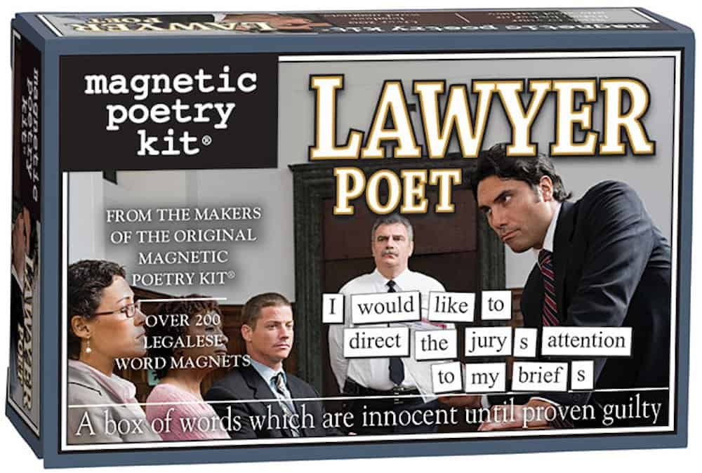 Legal Fridge Magnet
