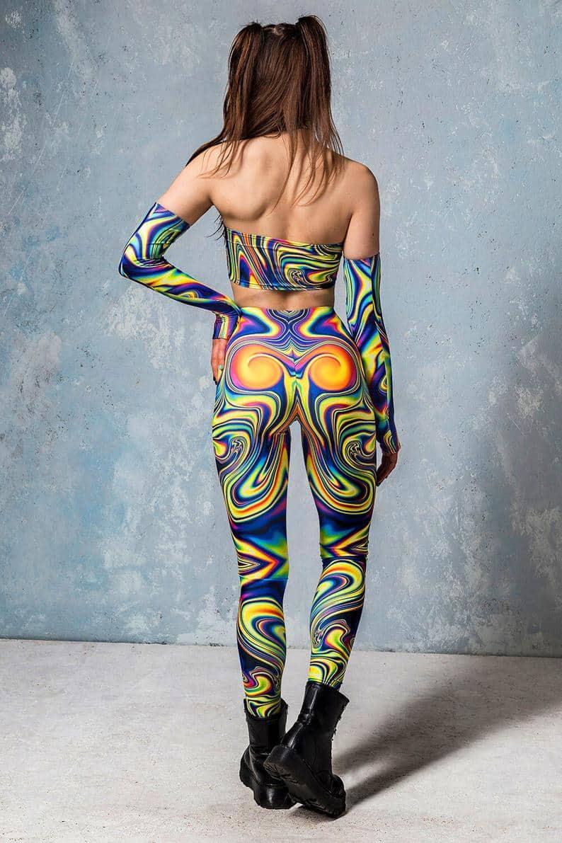 Psychedelic Leggings