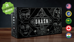 SHASN Political Board Game