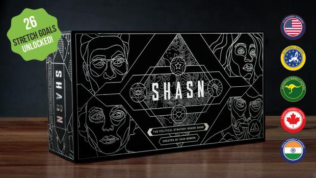 SHASN Political Board Game