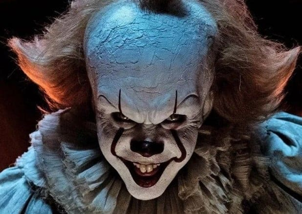 Scary Pennywise Clown Costume