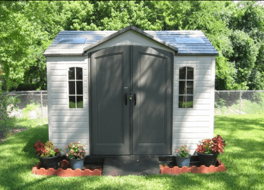 13 Best Outdoor Storage Sheds For Your Backyard 5