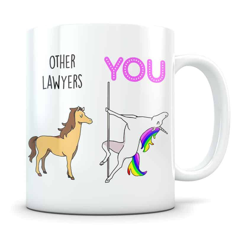 Unicorn Design Coffee Mug